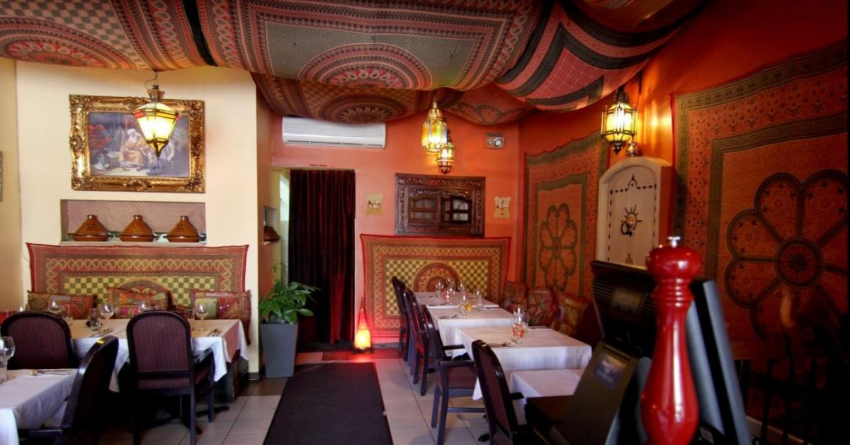 Restaurant La Rose Des Sables