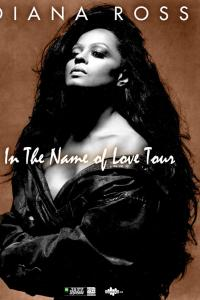 DIANA ROSS - In the Name Of Love Tour