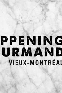 Happening Gourmand 2018