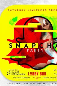 Saturday Limitless : SnapChat Party!