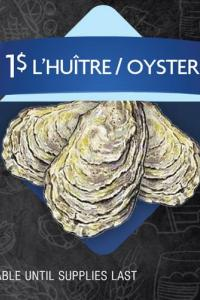 Soirée huitres / Oyster night