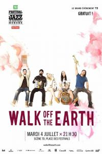 Walk Off The Earth